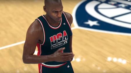 El Dream Team regresa en NBA 2K17 con un gran tráiler