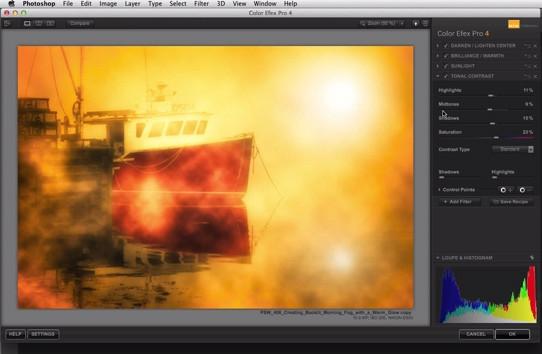 Cómo procesar fotos con niebla (mejor dicho qué hacer con ellas)