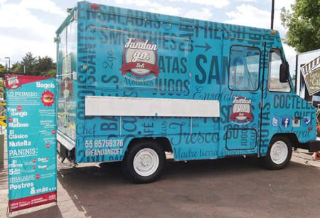 Llegan los Food Trucks a la Ciudad de México
