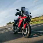 Las Yamaha Tracer 9 y Tracer 9 GT se unen a la revolución estética para estrenar su nuevo motor Euro5 de 118 CV