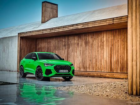 Inyección de potencia para los nuevos Audi RS Q3 y RS Q3 Sportback: hasta 400 CV y un 0 a 100 km/h en 4,5 segundos