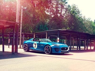 Jay Leno prueba en esta ocasión el Jaguar Project 7