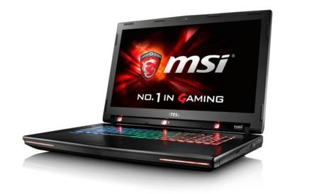 El nuevo portátil para gamers de MSI sigue tu mirada gracias a la tecnología de Tobii