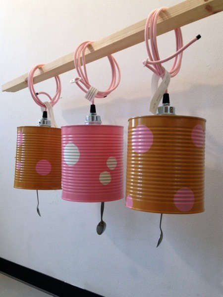 lampara latas 2
