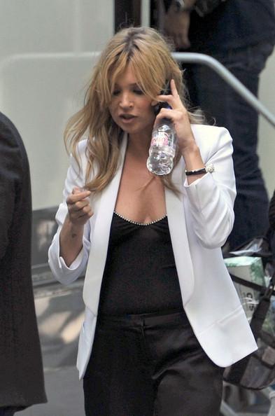 Foto de Kate Moss es la nueva colaboración de Mango para el próximo Otoño-Invierno 2011/2012 (1/6)