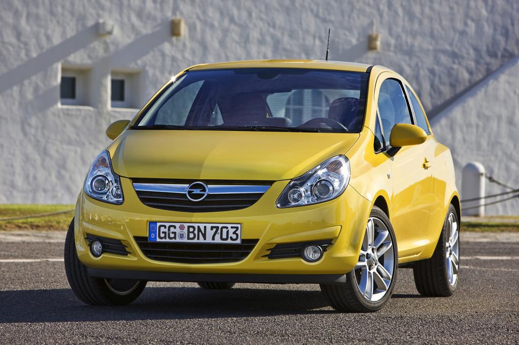 Foto de Opel Corsa 2010 (8/72)