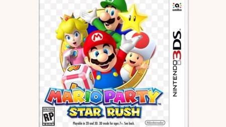Nintendo sigue creyendo en Mario Party y anuncian Star Rush para 3DS