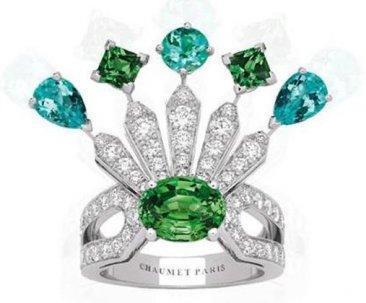 La Colección 'Joséphine, los anillos diadema' de Chaumet. Feliz 230º aniversario