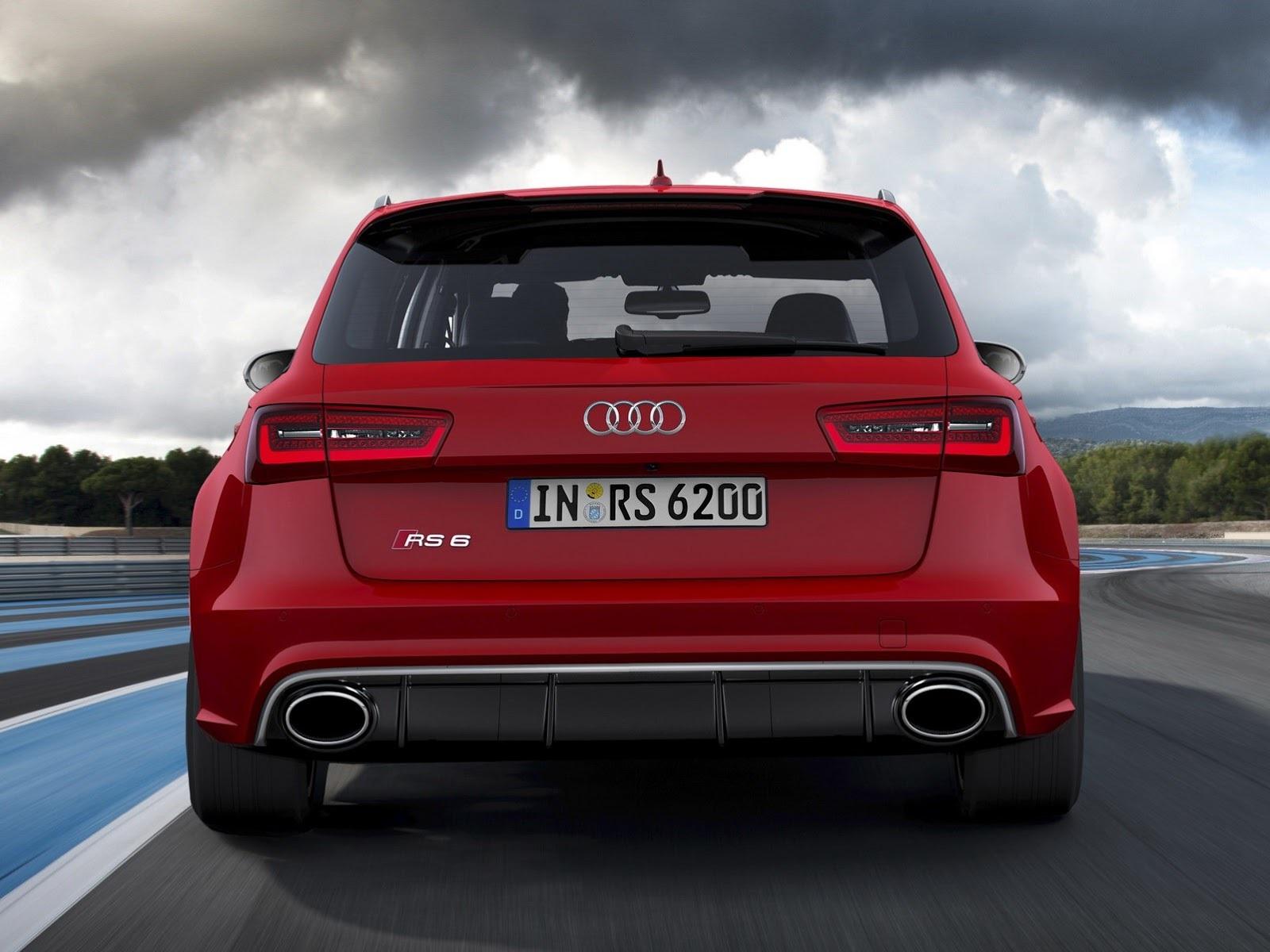 Foto de Audi RS6 Avant 2013 (7/8)