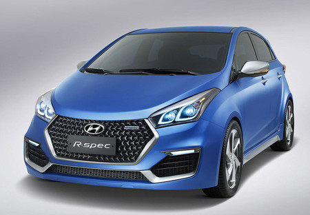 Hyundai HB20 R-Spec, un 'hot-hatch' a la brasileña