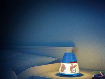 Proyector con luz nocturna Philips de Spiderman con un 22% de descuento