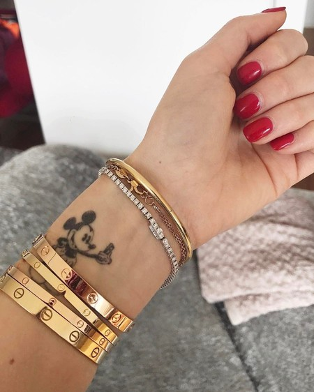 Tienes Una Obsesión Por Mickey Mouse Estos 13 Tatuajes Te Van A
