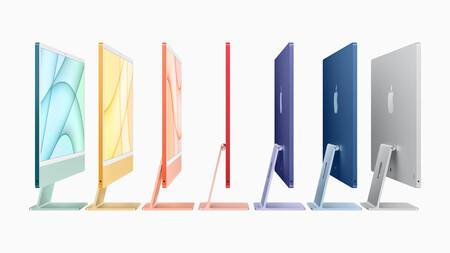 nuevo iMac 2021