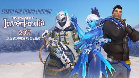 Inverlandia llegó a Overwatch y Blizzard lo celebra con un nuevo tráiler cargadito de nieve y nuevas skins