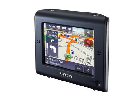 NV-U71T, navegador GPS de Sony