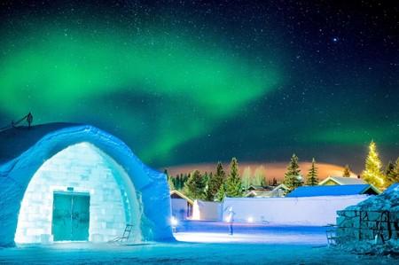 Icehotel Suecia 1