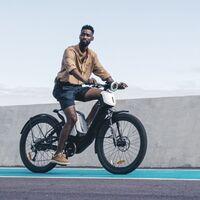 NIU Aero EUB-01: una bicicleta eléctrica con cuerpo de ciclomotor, 85 km de autonomía y mucho flow