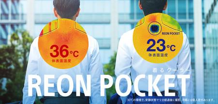 Sony Reon Pocket 1