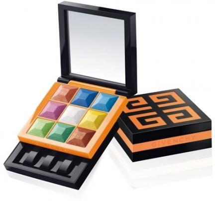 Givenchy vuelve el verano 2011 una explosión de colores
