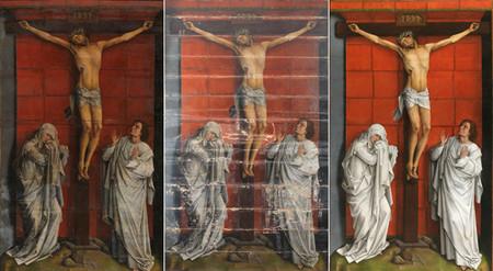 El Calvario Van der Weyden