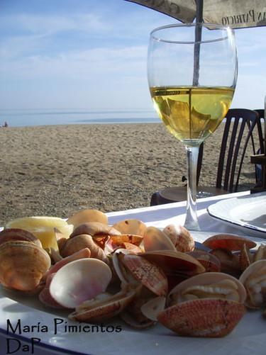 Restaurante Los Gutiérrez, pescados y mariscos en Málaga playa