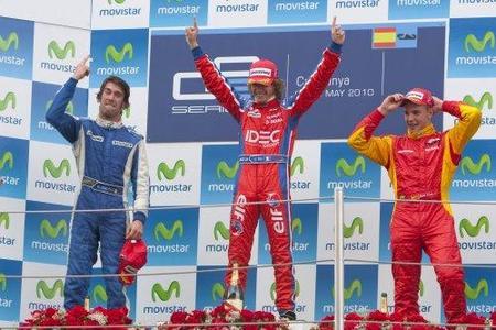 La cantera: Dani Clos y Carlos Sainz Jr comienzan la temporada con un podium