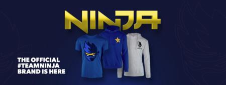 Ninja tendrá su propia linea de merchandising y no tendrá nada que ver con Fortnite