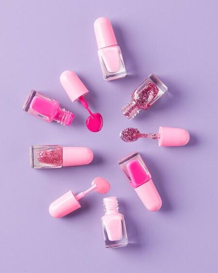 Los esmaltes de uñas y los brillos de labios se vuelven minis en H&M para que nos acompañen a todos lados