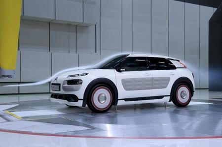 C4 Cactus Airflow 2L: Citroën se suma a los 2 l/100 km en París
