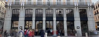 Apple reinagura la Apple Store de Puerta del Sol: así es la nueva tienda insignia de la capital
