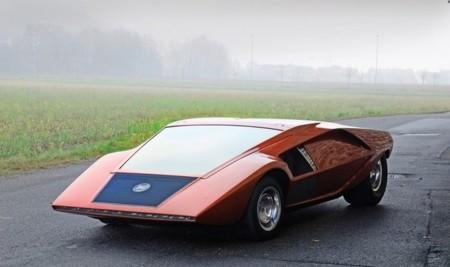 Lancia Stratos Zero (1970)