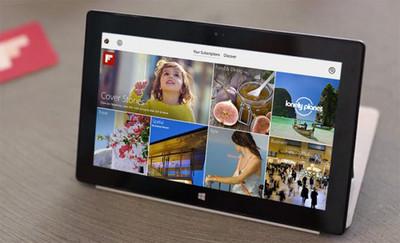 Flipboard anuncia su llegada a Windows 8.1