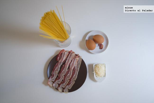 Espagueti Carbonara - 2