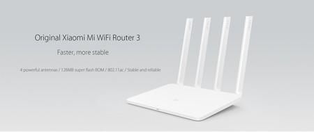 Xiaomi Mi WiFi Router 3 por 24,53 euros y envío gratis desde España con este cupón
