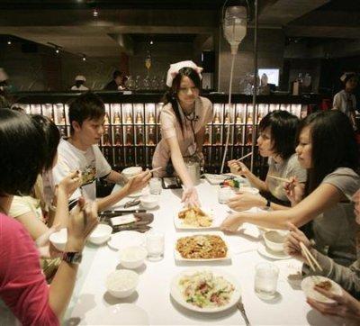 Los restaurantes más extraños en Asia