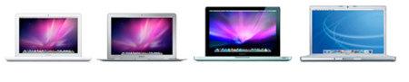 Modelos MacBook