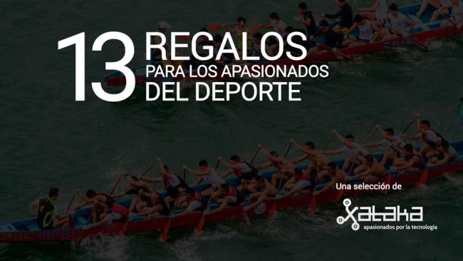 13 Regalos Deporte