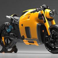 ¿Y si Koenigsegg se atreviera con el mundo de las dos ruedas? Así se lo imagina Maksim Burov