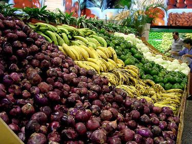 Comer bien, comprar barato