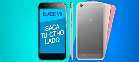 Ya está disponible en Colombia el nuevo ZTE Blade V6 un gama media con características Premium
