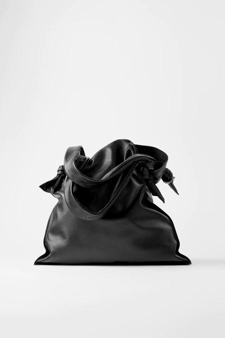 Bolsos De Piel De Zara Por Menos De 30 Euros