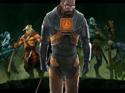 A DOTA 2 le llueven las críticas negativas en Steam y sus análisis dejan claro el motivo: 'Queremos Half-Life 3'
