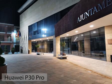 Huawei P30 Pro Auto Noche