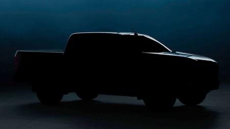Mazda lanza teaser de su pickup BT-50 a pocos días de su presentación