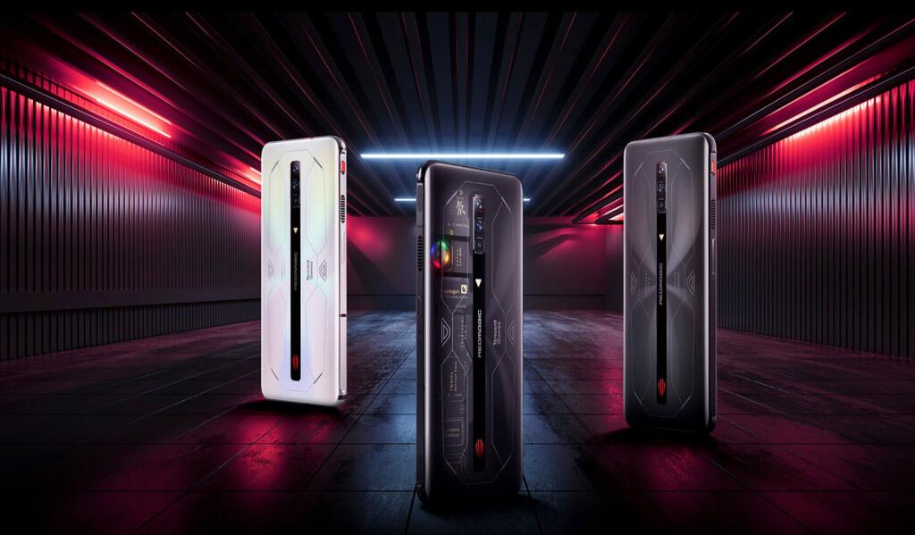 Nubia RedMagic 6S Pro: una pantalla con frecuencias de vértigo en este móvil gaming con potencia de récord