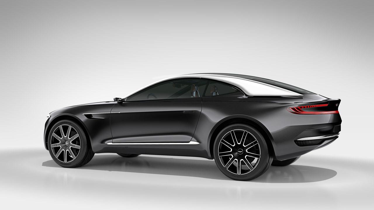 Foto de Aston Martin DBX Concept (12/12)