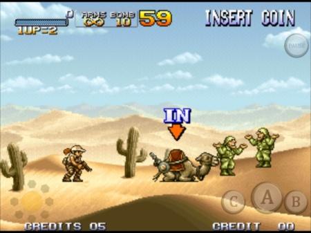 Entrenad esos pulgares: SNK Playmore lanza Metal Slug 3 para iOS