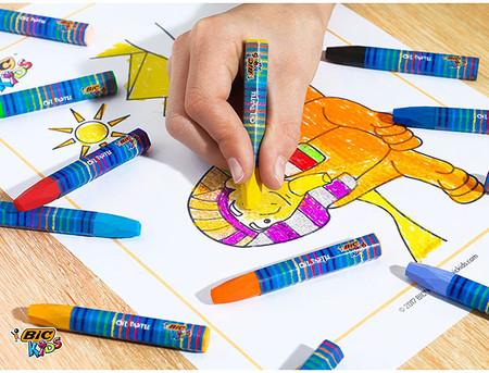 Bic Kids Oil Pastels Ceras Blandas