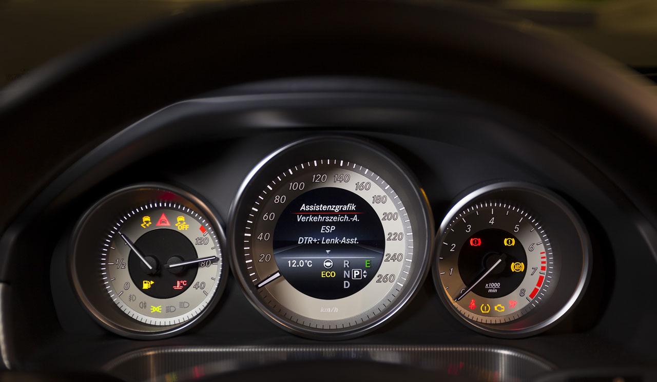 Foto de Mercedes-Benz Clase E 2013 (presentación) (9/48)