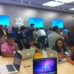 Foto 79 de 93 de la galería inauguracion-apple-store-la-maquinista en Applesfera